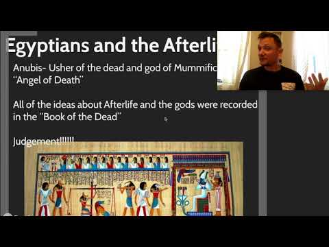 Hnrs Flip #4 Theocracy and the Religious structure in Ancient Egypt