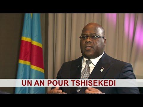 Félix Tshisekedi veut « rendre la RDC plus fréquentable » -BBC Infos