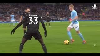 Manchester City 2018 Tiki Taka Guardiola System HD
