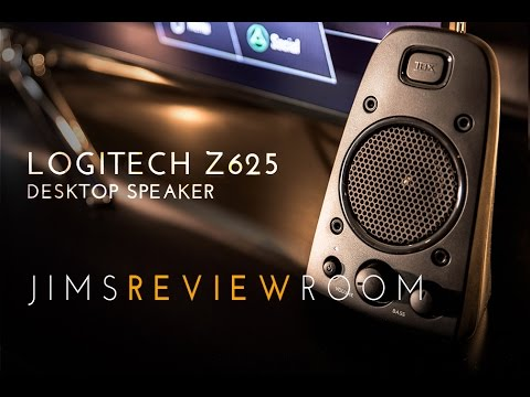 Logitech Z625 THX Speaker - REVIEW