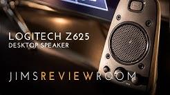 Logitech Z625 THX Speaker - REVIEW