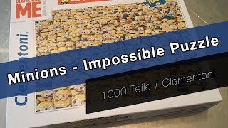Minions - Impossible Puzzle