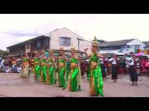 ฟ้อนพุทธบูชาลีลานาฏราช