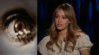 'The Eye' Jessica Alba Interview