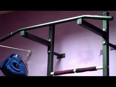 Комплекс упражнений на шведской стенке
