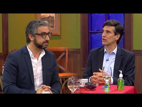 Ignacio Zuasnabar y Javier Mazza