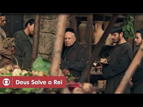 Deus Salve O Rei: capítulo 114 da novela, terça, 22 de maio, na Globo