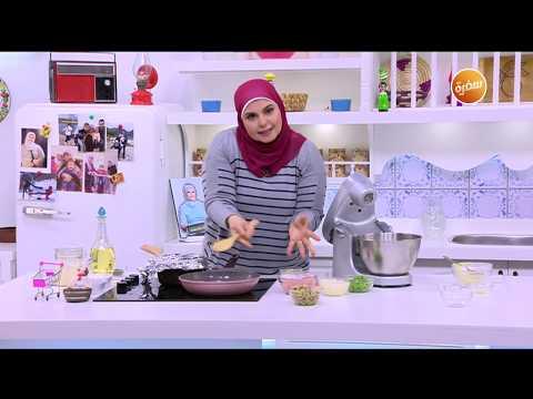 صورة  طريقة عمل البيتزا بيتزا جبن - بيتزا لحم - بيتزا دجاج | على قد الإيد (حلقة كاملة) طريقة عمل البيتزا من يوتيوب