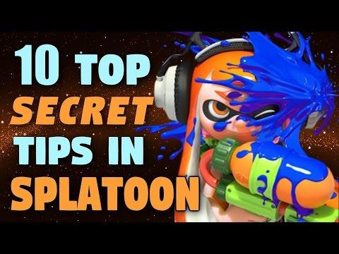 10 Top Secret Splatoon Pro Tips Nobody Knows About (PARODY)