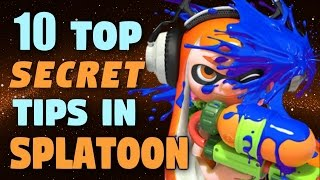 10 Top Secret Splatoon Pro Tips Nobody Knows About (PARODY)