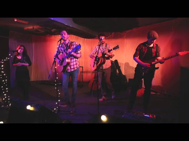 Free Fallin' (Tom Petty cover) with Guy Jones, Mike Mentz and Greg Pullin
