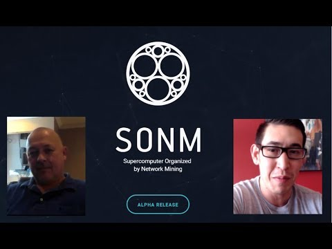 SONM THE RUSSIAN SUPERCOMPUTER BLOCKCHAIN. Golem killer? $SNM Undervalued?