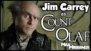Count Olaf (Fictional Character)
