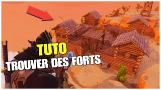 [TUTO] TROUVER OF FORTS (Quest Morne la Vallée) FORTNITE Save the World
