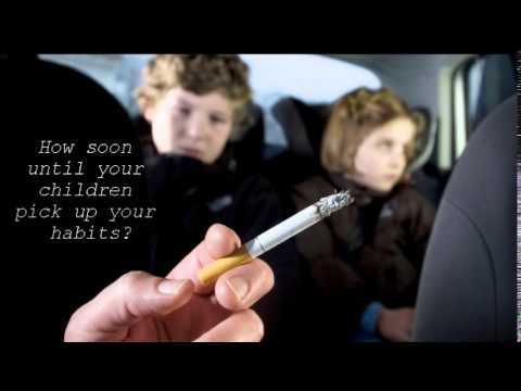 smoking around children The key message, he says, is that there is no safe level of exposure to secondhand smoke he points out that some us states, including texas, vermont and washington - already prohibit foster parents from smoking around children in cars and homes 'if this is true for foster families and smoking, shouldn' t.