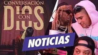 Fecha de Conversacion con dios, Bad Bunny junto a Lil Wayne, Nibiru y mas   TrapeNews