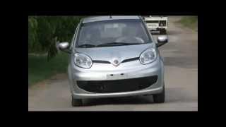 Тест-драйв первого серийного электромобиля evA-4 в Крыму