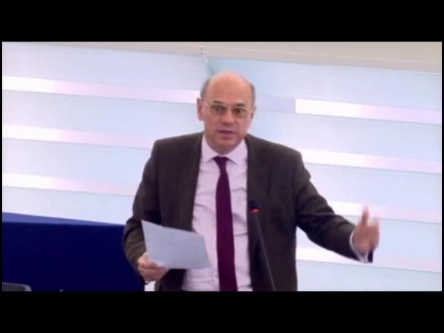 Jean-Luc Schaffhauser sur le rapport 2016 de la Commission concernant l'Albanie