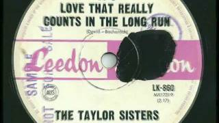The Taylor Sisters - It