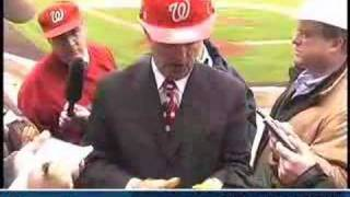 Stan Kasten Takes Questions about Nationals Park