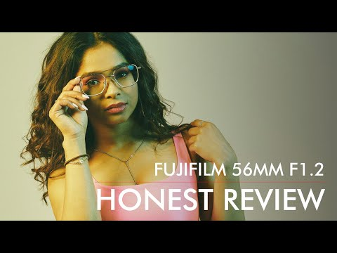 Fuji 56mm F1.2 2019 Review // Fujifilm's BEST Portrait Lens? (Samples Included)