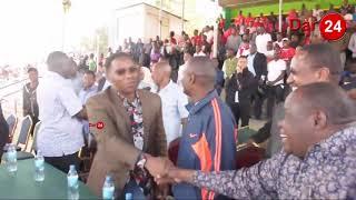 Makonda Alivyoingia Arusha Kushuhudia Mechi ya Simba na Arusha United
