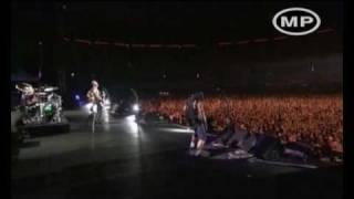 Metallica Creeping Death live Korea 2006