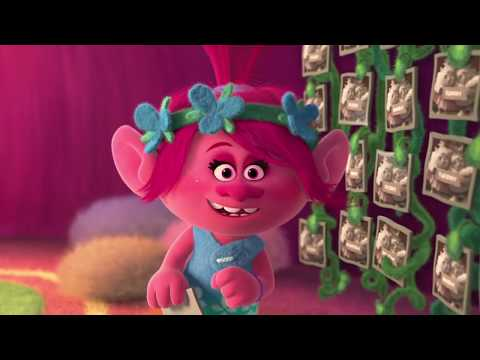 "Trolls Holiday Clip ""Trolls Bunker"" - DreamWorks Animated Special"