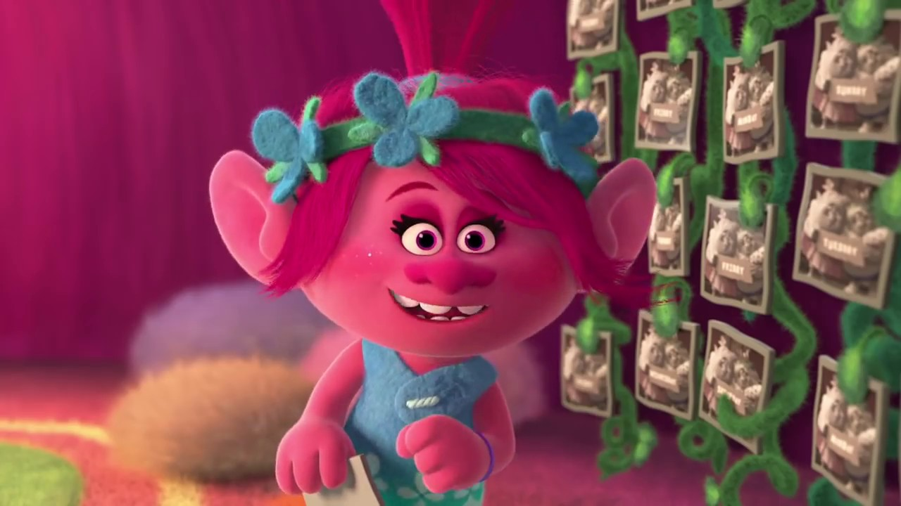 Trolls Holiday Clip Trolls Bunker Dreamworks Animated Special