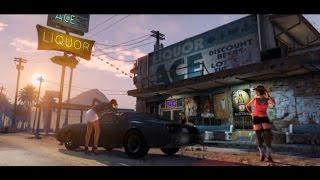 GTA 5 Online - Prostitute Night!