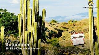 Kolumbien Mountain Bike Tour