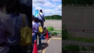 福井県勝山市ラリーチャレンジ2017