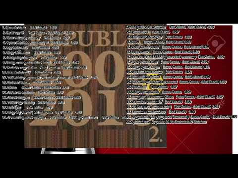 Republic: Aranyalbum 2. - 2000-2010
