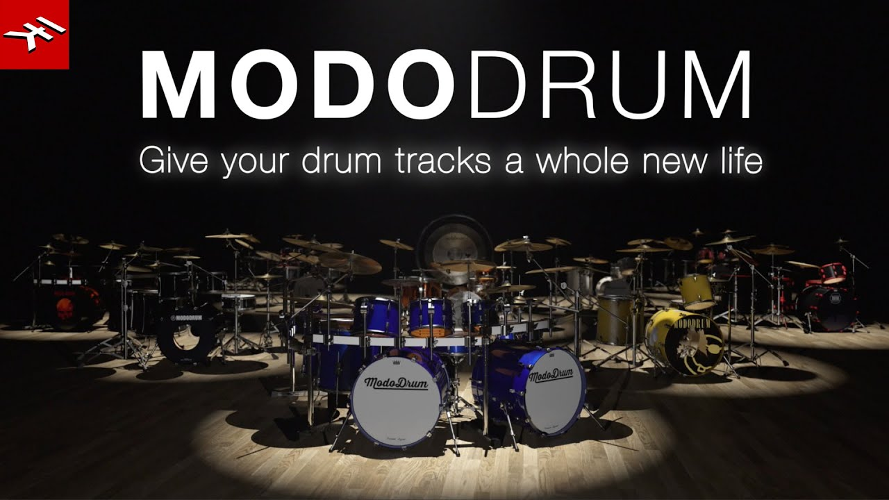 IK Multimedia - MODO DRUM