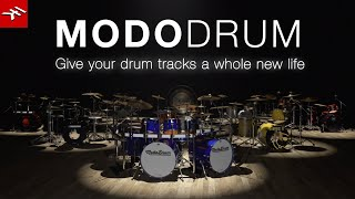 IK Multimedia - MODO DRUM 발표 (예약구매)
