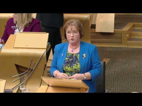 Mental Health Strategy - Scottish Parliament: 30th March 2017