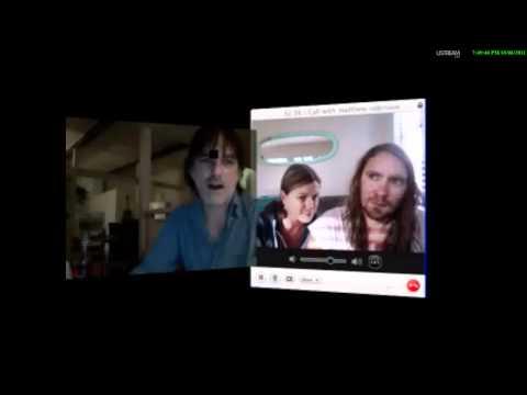 Dead TV: Anton Newcombe Just visiting Matthew Robinson and Jen Smucker October 6 2011