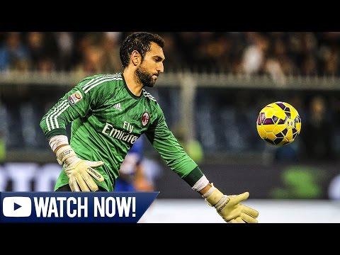 Diego Lopez || Best Saves [2014-2015] || [HD]