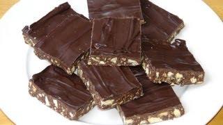 Chocolate Hedgehog Slice - Recipe