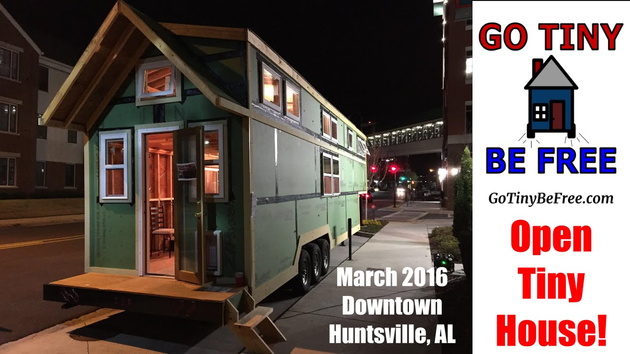 Tiny House Movement Open Tiny House Event Highlights