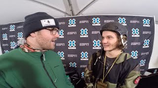 Fabian Bösch - 2016 X Games Big Air Gold Medalist