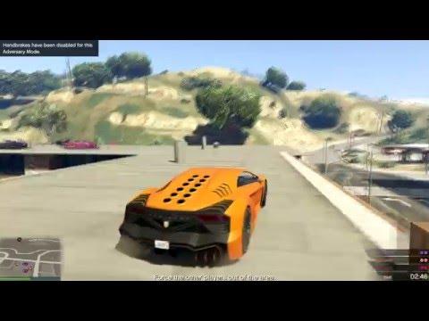 GTA Online Sumo III (Super Cars)