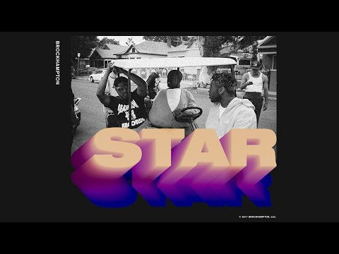 STAR - BROCKHAMPTON