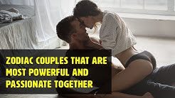 Zodiac Signs That Make Perfect Couples