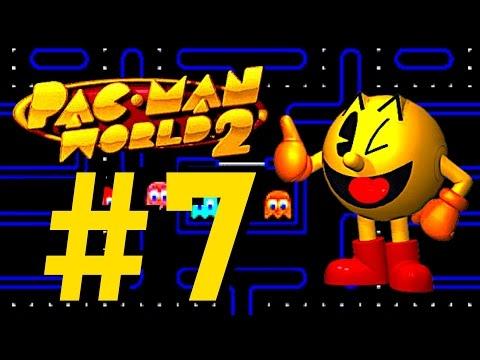 Pacman World 2 - Volcanic Panic