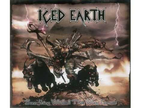 Iced Earth-Disciples of the Lie