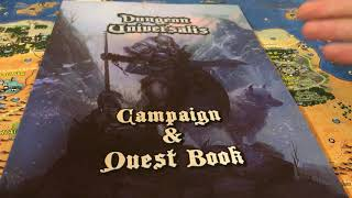 Dungeon Universalis - Campaign Turns, Travel & Epic Events, Quests, Factions