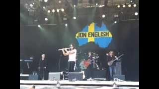 Jon English - Six Ribbons. Live at SRF 2013