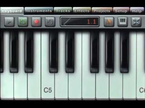 PC 73 Virtual Piano Keyboard Review