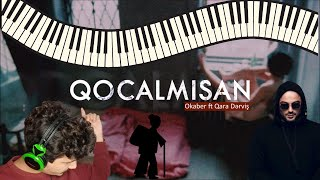Okaber ft. Qara Dərviş — Qocalmısan - Azerbaycan Reaction - KURT ADAM SANA NE DENİR Kİ ? SÖZLER